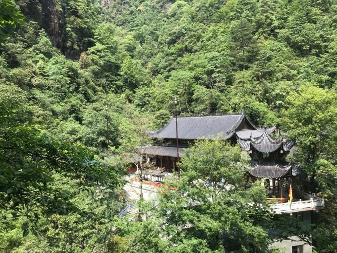 武义郭洞,牛头山国家森林公园两日游