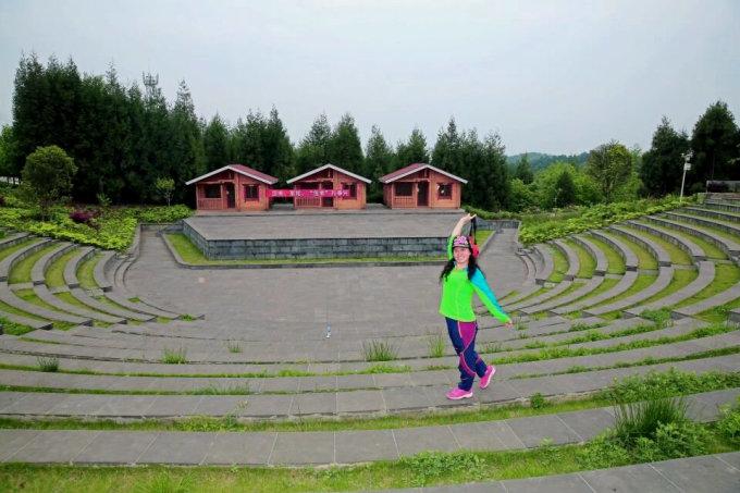 毕节小河风景区 毕节国家森林公园--拱拢坪景区