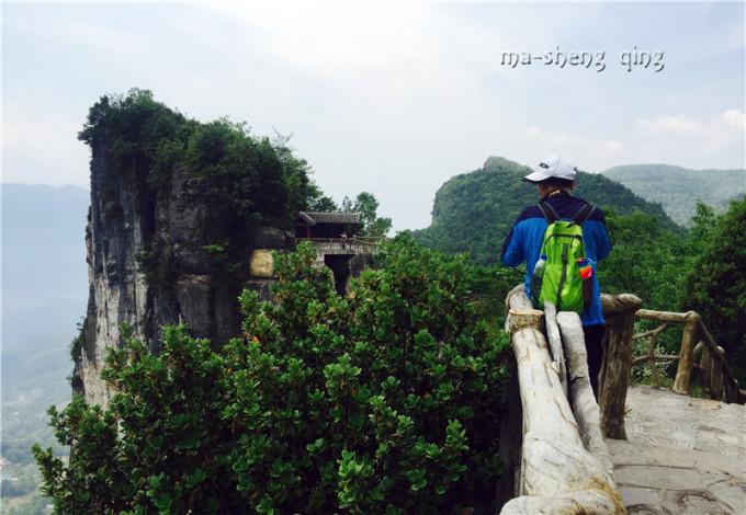 景阳画廊景区,黄鹤桥峰林峡谷景区,小西湖国际度假中心, 建始 直立人