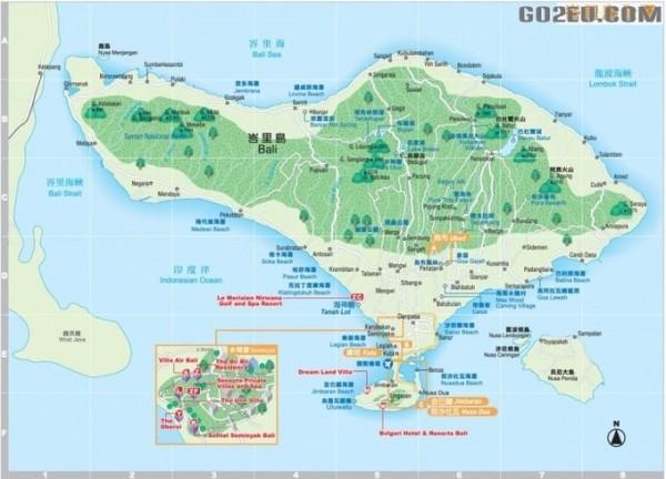 巴厘岛 游记  巴厘岛 (bali)是 印度尼西亚 岛屿,大致呈菱形.