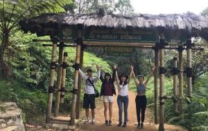 【西爪哇图片】Bandung 万隆行 看一次小众火山湖和火山