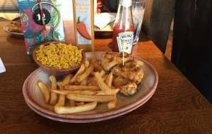 英国美食-Nando's