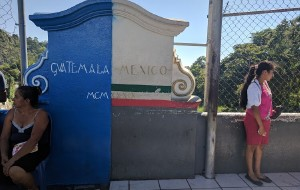 【危地马拉图片】墨西哥陆路进入危地马拉