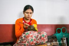 源自中国的手工艺,为何在缅甸发扬光大