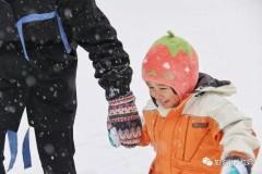 【用旅行记录成长】牵起小手追雪北海道