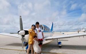 塞班岛娱乐-塞班岛滑翔机自驾小飞机环岛体验