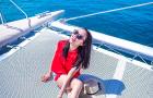 芭提雅出海一日遊無人三島豪華雙體遊艇