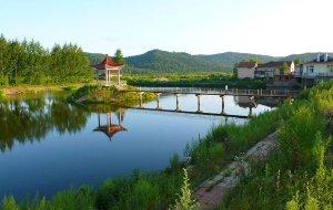 【安图图片】沿着边境走东北(十五)幸会朝鲜族第一村
