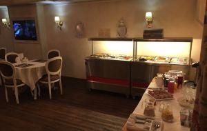 贝加尔湖美食-维多利亚酒店