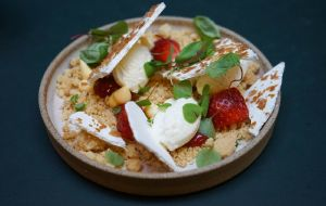 英国美食-The Palomar Restaurant