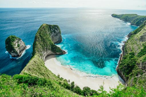 佩达尼岛环岛游 巴厘岛佩尼达岛浮潜环岛水上娱乐一日游
