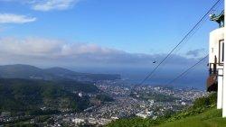小樽景点-天狗山(Mt.Tengu)