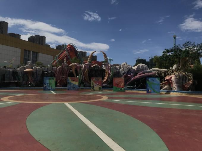 杭州湾嗨皮岛a世界世界九十年代一街机游戏两人去通关图片