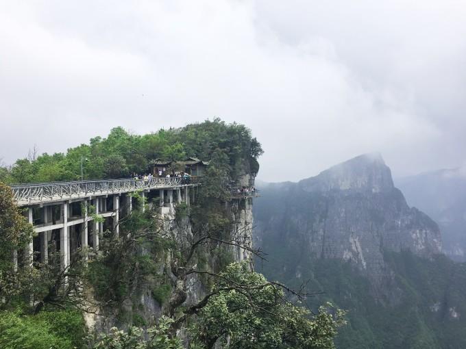张家界森林公园,天门山三日游,张家界旅游攻略图片