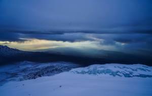 【坦桑尼亚图片】有一个地方只有我们知道   -记二十年一遇的雪中登顶Kilimanjaro(乞力马扎罗)