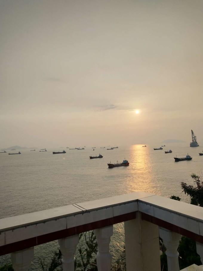 桂山岛~外伶仃岛~听着真正的海浪声,看着真正的海,吹着真正的海风