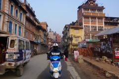 木棉花盛开——独自一人,十天九晚尼泊尔。