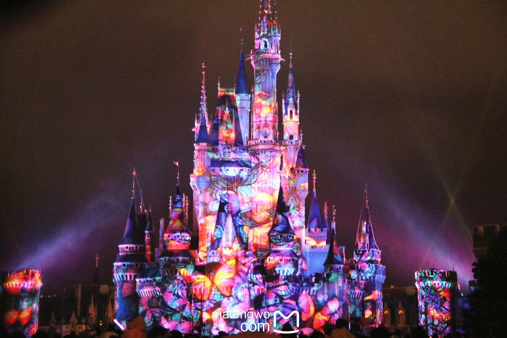 【东京景点图片】东京迪士尼乐园