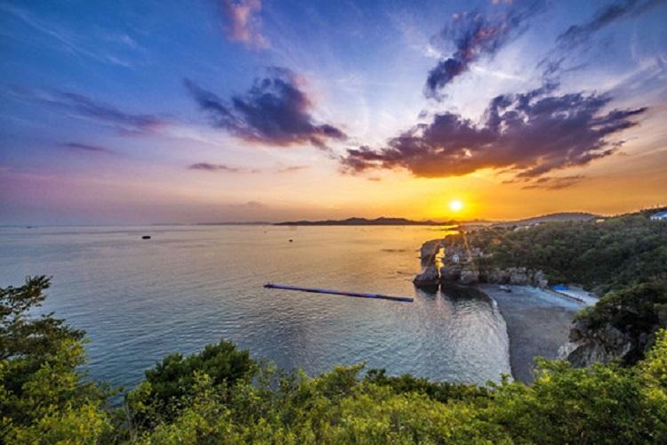 大连金石滩国家旅游度假区门票(凝聚了3-9亿年地质奇观)