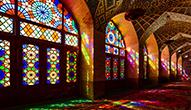 女生去伊朗旅游
