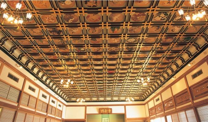 这些珍贵的手绘图是昭和5年由当时日本着名的144位画家以绘制而成.