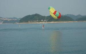 千岛湖娱乐-鸵鸟岛水上运动中心