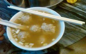 广东美食-宝华面店