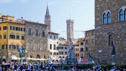 佛罗伦萨景点-领主广场(Signoria Square)