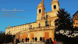 罗马景点-西班牙广场(Piazza di Spagna)