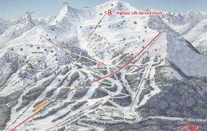 【加拿大落基山国家公园群图片】去Jasper滑雪