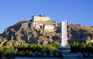 【江孜图片】世界第三极--西藏之七:江孜到珠峰大本营