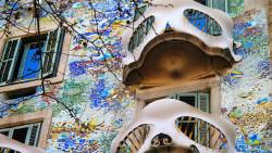 巴塞罗那景点-巴特罗之家