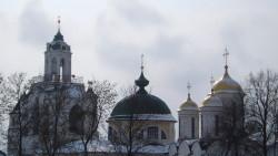 莫斯科景点-雅罗斯拉夫尔主显圣容修道院