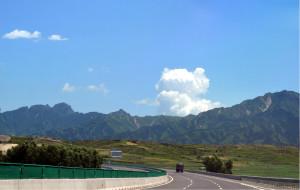 【涞源图片】涞源纪行(一)——没有云海的白石山
