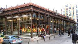 马德里美食-圣米格尔市场(Mercado de San Miguel)