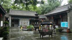 西安景点-湘子庙