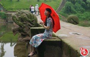 【泸州图片】带着《中国国家地理》,走近龙脑桥