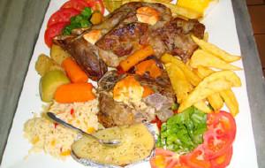 圣托里尼美食-Cyclades Tavern Restaurant