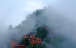 【丹江口图片】两次登临武当山,七大景区概览