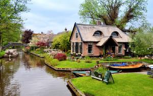 【荷兰图片】荷兰,让梦停留(588P高清美片,德荷9日跟团游)