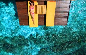 【马尔代夫图片】【马尔代夫-中央格兰德岛Centara Grand  10天8晚蜜月行】超多美图  水下大片