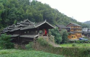 【柳州图片】桂林山水甲天下,侗族风情在三江