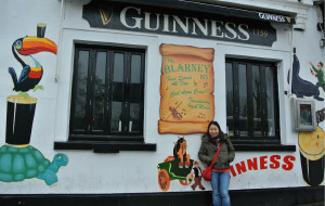 爱尔兰美食-Brewery Bar @ Guinness Storehouse