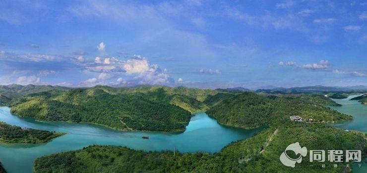 五华县益塘水库旅游区