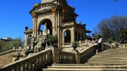 巴塞罗那景点-城堡公园