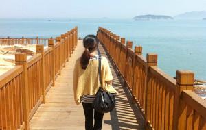 【东山岛图片】三八节两姑娘遭遇人在囧途之东山岛