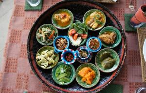 仰光美食-绿象餐厅