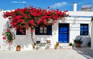 【希腊图片】【一期一会 | 希腊】被圣托里尼迷倒的开始。