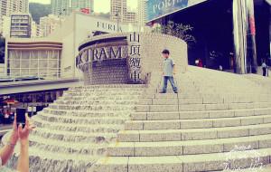 香港娱乐-太平山山顶缆车