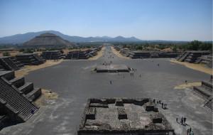 【墨西哥城图片】墨西哥城 & 太阳、月亮金字塔